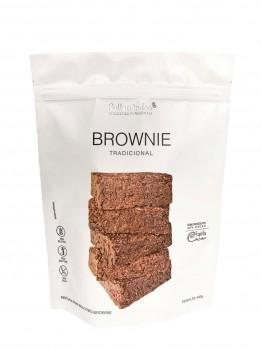 Mistura para Brownie Tradicional (440g) - Bellamêndoa
