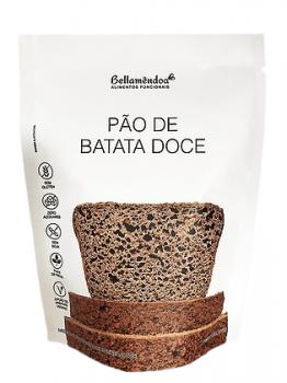 Mix Pão de Batata Doce (170g) - Bellamêndoa