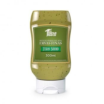Molho para Salada Sabor Ervas Finas - Mrs Taste - 300ml