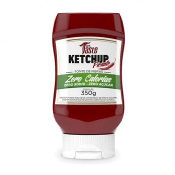 Molho Zero Ketchup Picante - Mrs Taste - 350g