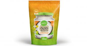 Óleo de coco Extra Virgem Refil (200ml) - Qualicoco