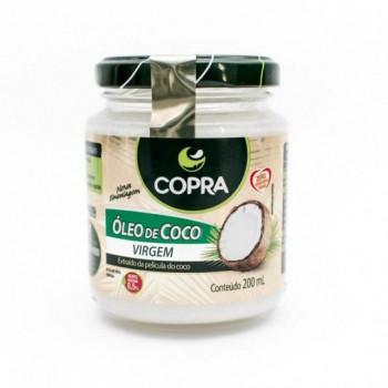 Óleo de coco Virgem (200ml) - Copra