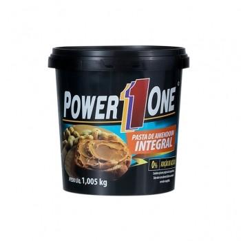 Pasta de Amendoim Integral (1,005kg) - Power1One