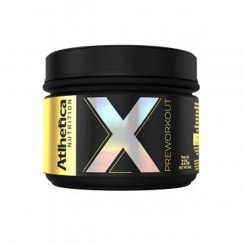Pré-Treino X Pre-Workout Piña Colada (225g) - Atlhetica Nutrition