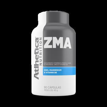 ZMA -  Zinco, Magnésio, Vitamina B6 (90 cápsulas) - Atlhetica Nutrition