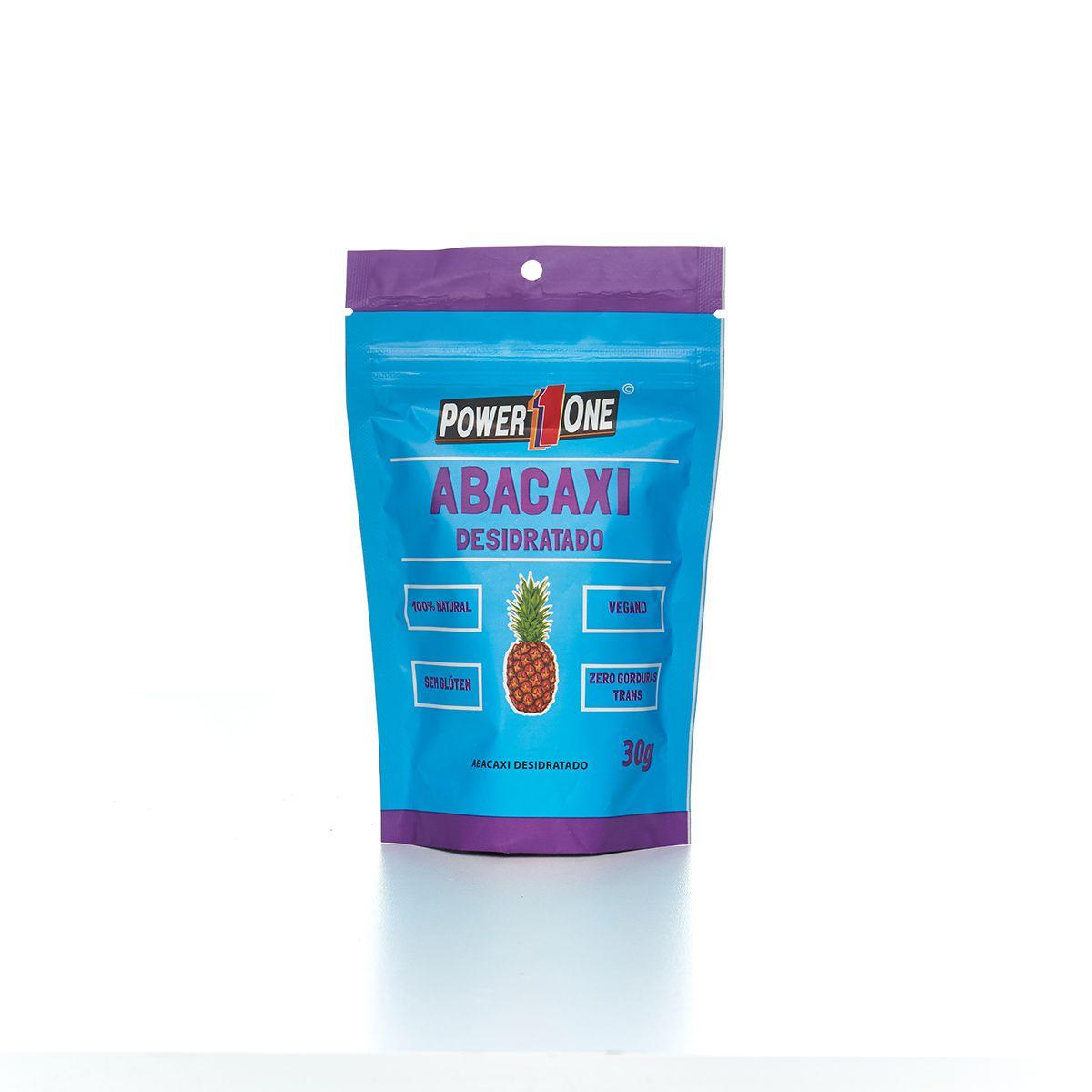 Abacaxi Desidratado (30g) - Power1one