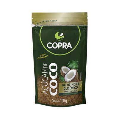 Açúcar de coco - COPRA - 100g