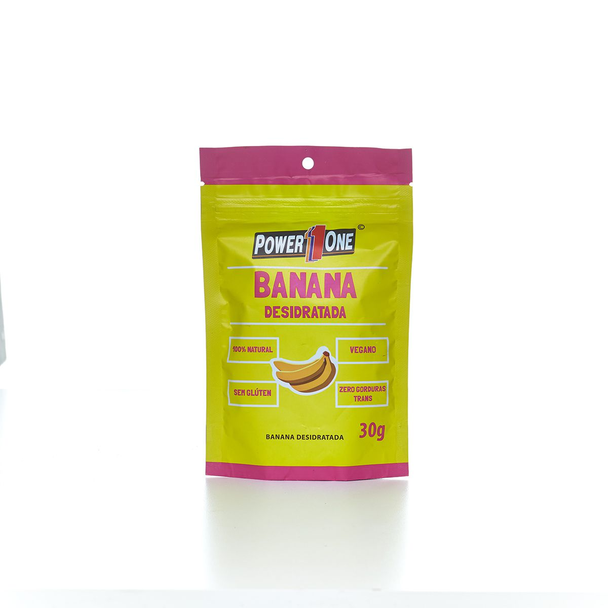 Banana Desidratada (30g) - Power1one