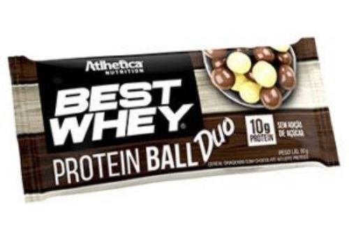 Best Whey Protein Ball Duo (50g) - Atlhetica Nutrition