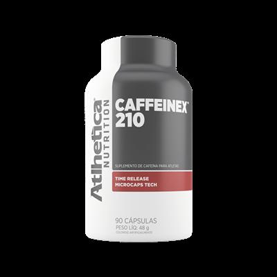 CAFFEINEX 210 - 60 CÁPSULAS - ATLHETICA NUTRITION