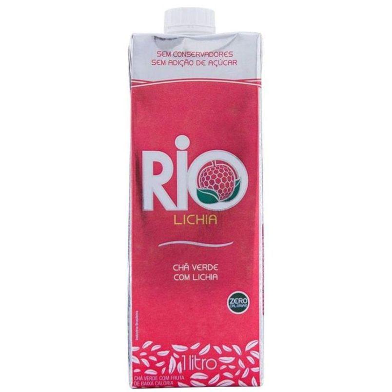 Chá Verde com Lichia Zero (1L) - Rio