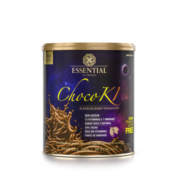 CHOCOKI (300g) - Essential Nutrition
