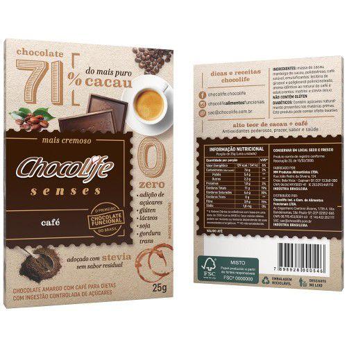 Chocolife Senses Café (25g)
