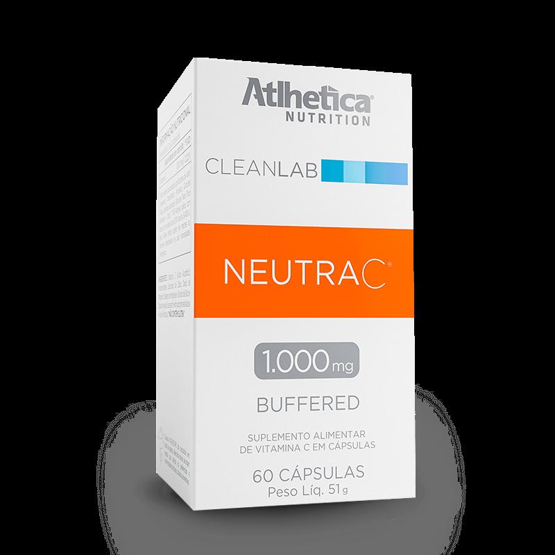 CLEANLAB NEUTRA C BUFFERED (MELHORA IMUNIDADE) - Atlhetica Nutrition
