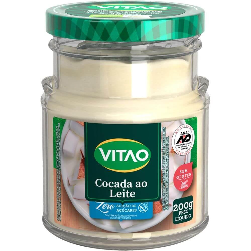 Cocada Ao Leite (200g) - VITAO