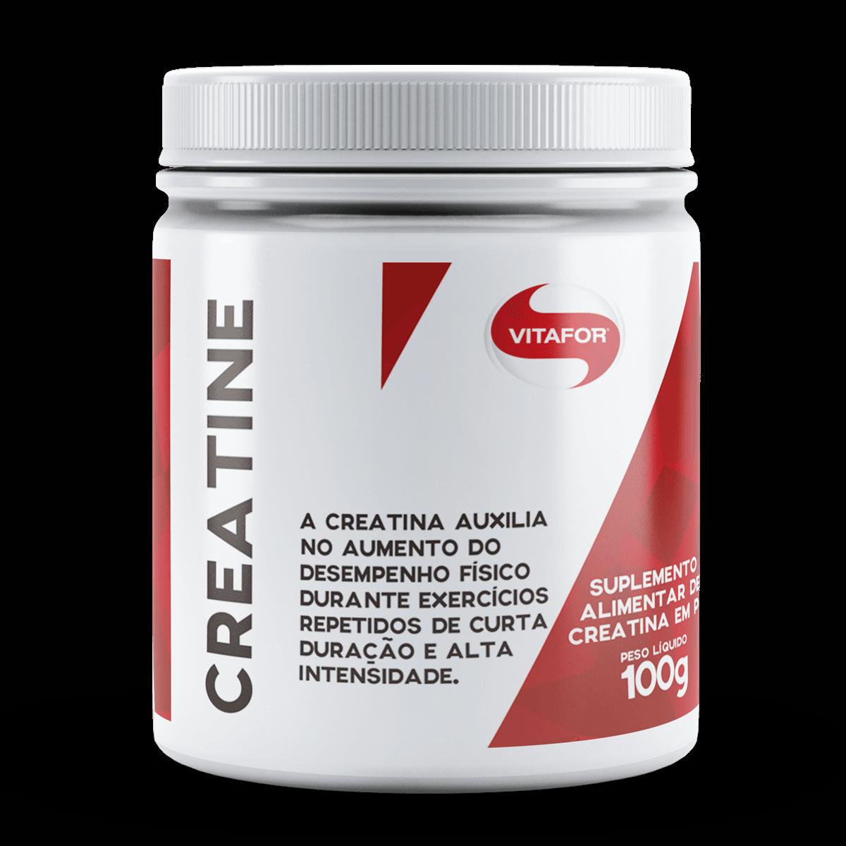 Creatine Creatina (100g) - VitaFor