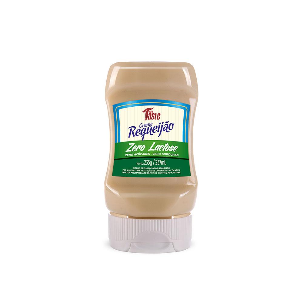 Creme Zero Requeijão (235g) - Mrs Taste