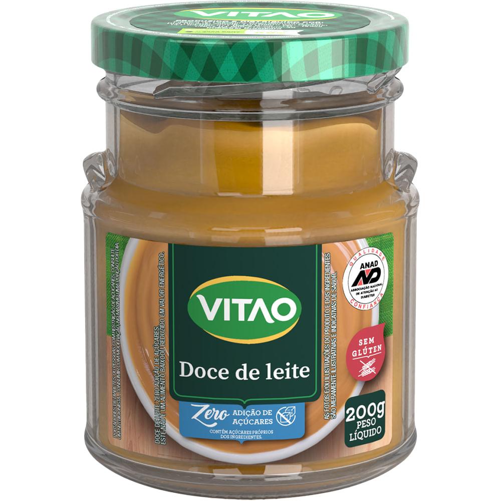 Doce de Leite (200g) - VITAO