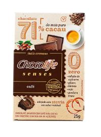 Drageado Grãos de Café com Cobertura de Chocolate (40g) - Chocolife