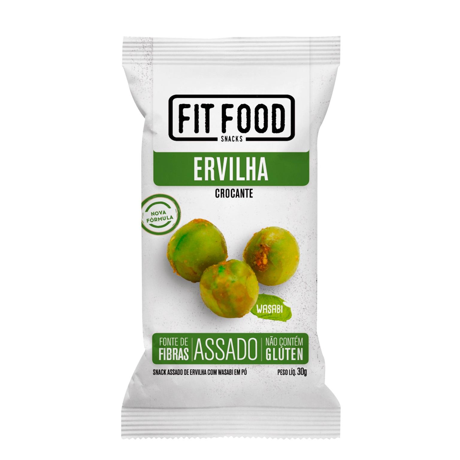 Ervilha Com Wasabi (30g) - Fit Food
