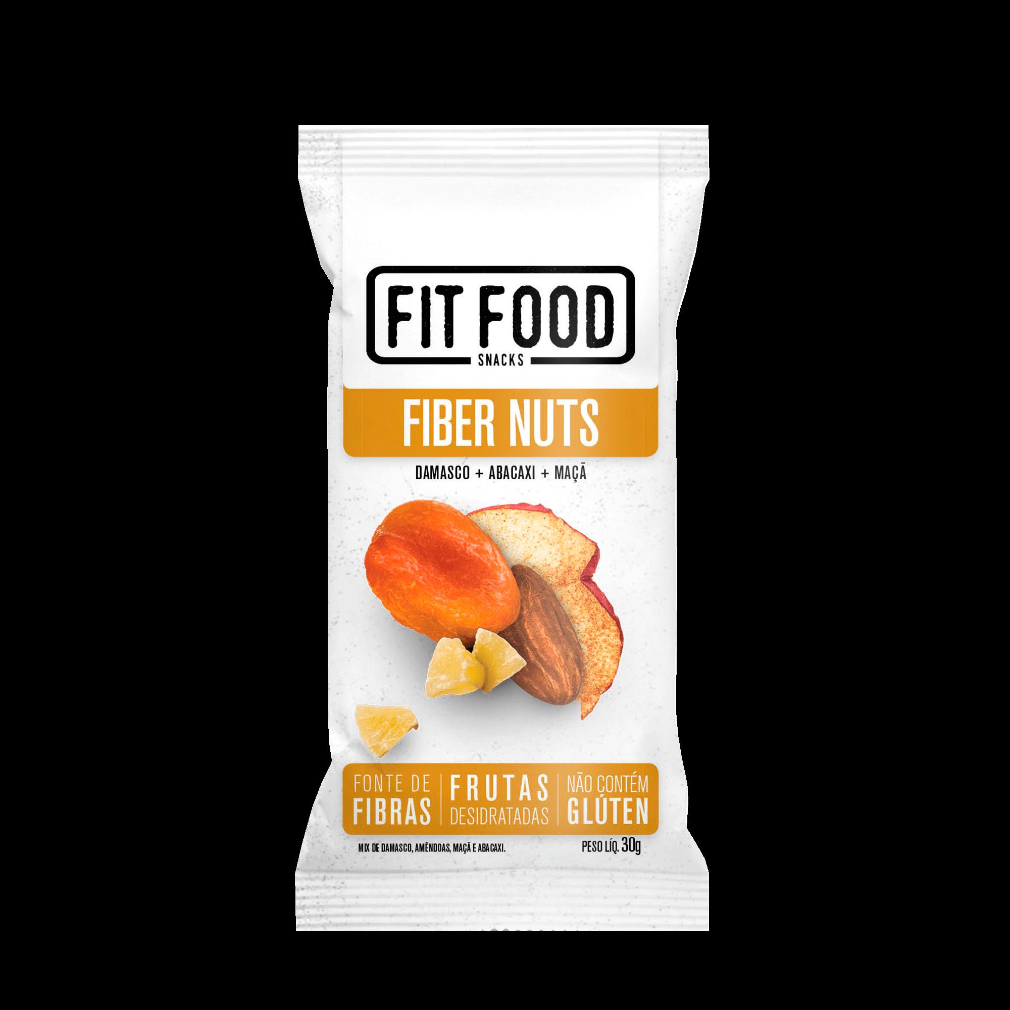 Fiber Nuts (30g) - Fit Food