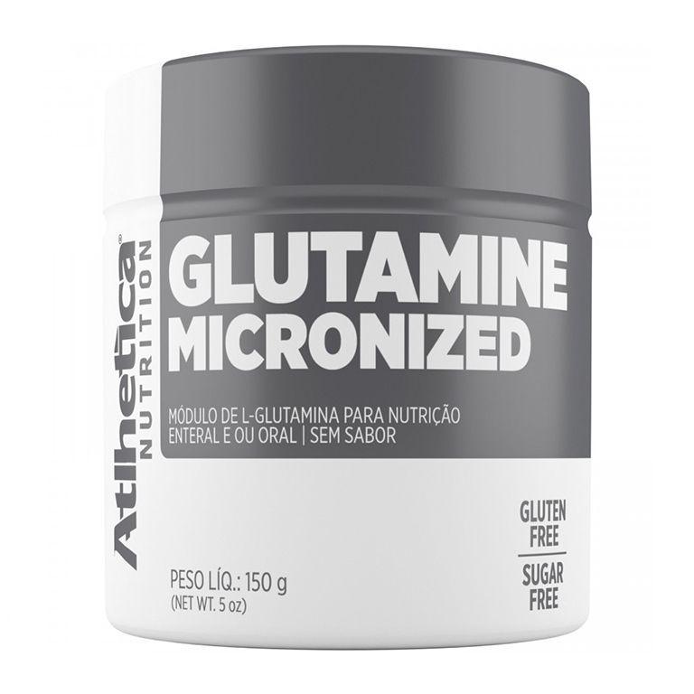 Glutamina Micronized (150g) - Atlhetica Nutrition