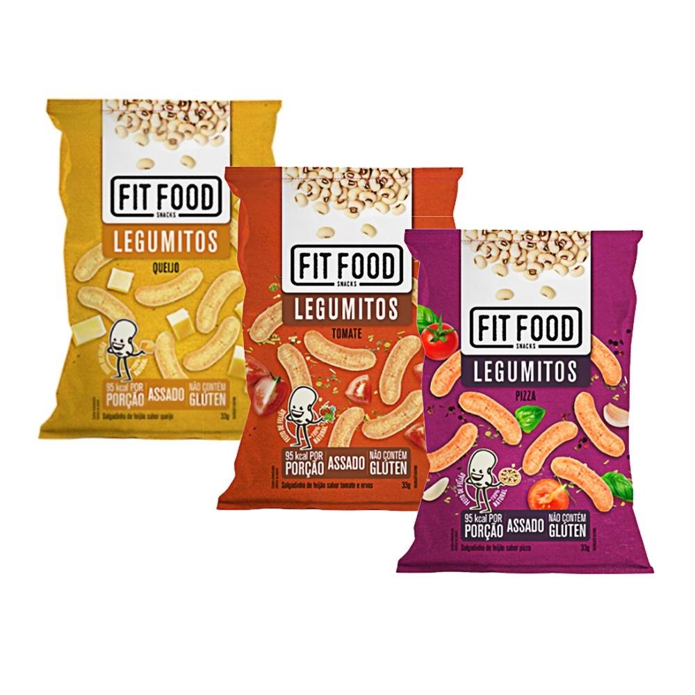 Kit 3 Legumitos - Fit Food