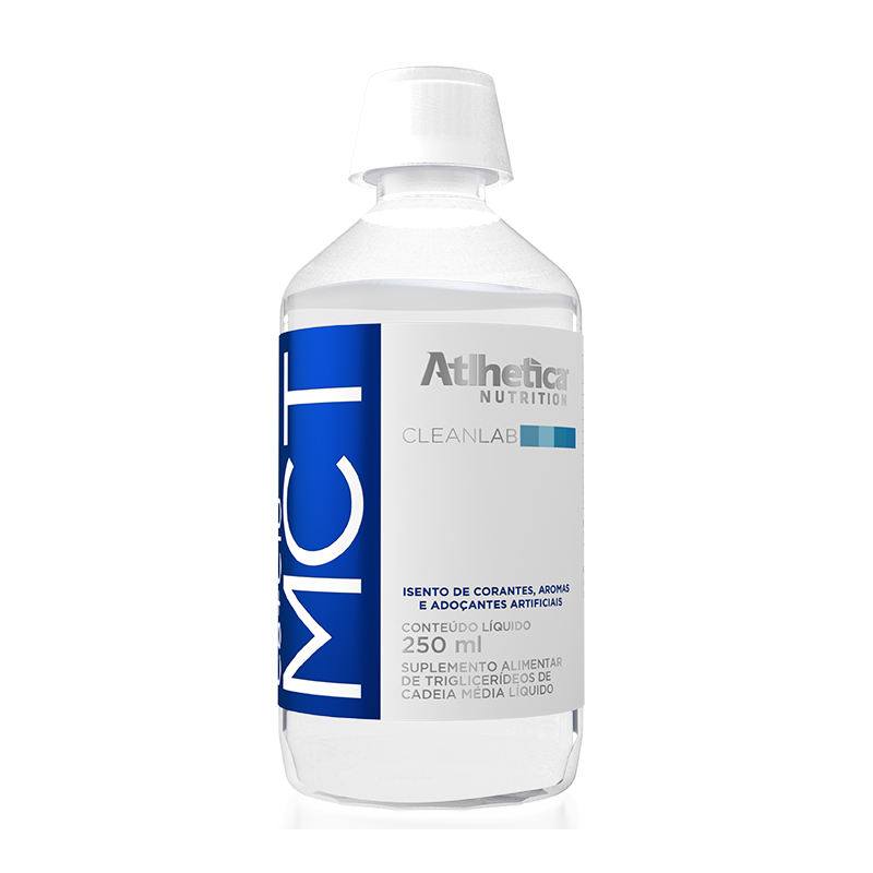 MCT C8+C10 (250ml) - Atlhetica Nutrition
