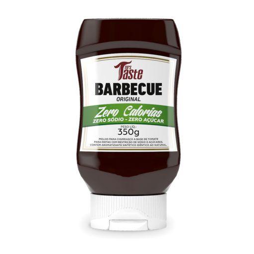 Molho Zero Barbecue Mrs Taste - 350g