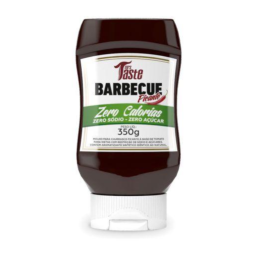 Molho Zero Barbecue Picante - Mrs Taste - 350g