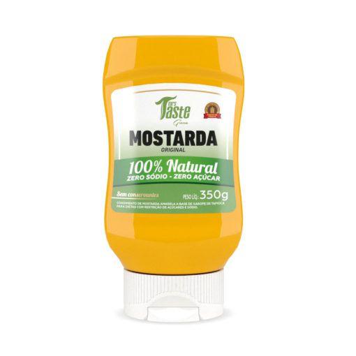Mostarda Natural (350g) – Mrs Taste Green