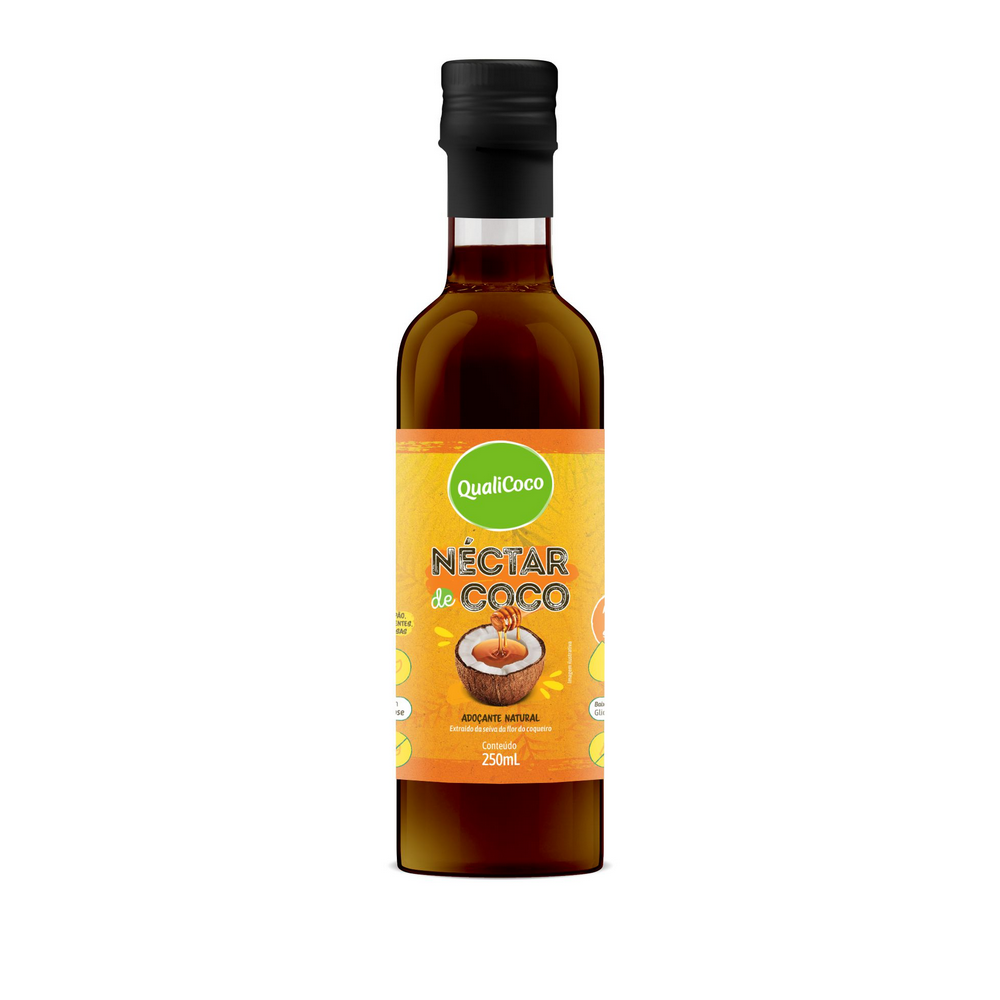 Néctar de Coco (250ml) - QualiCoco