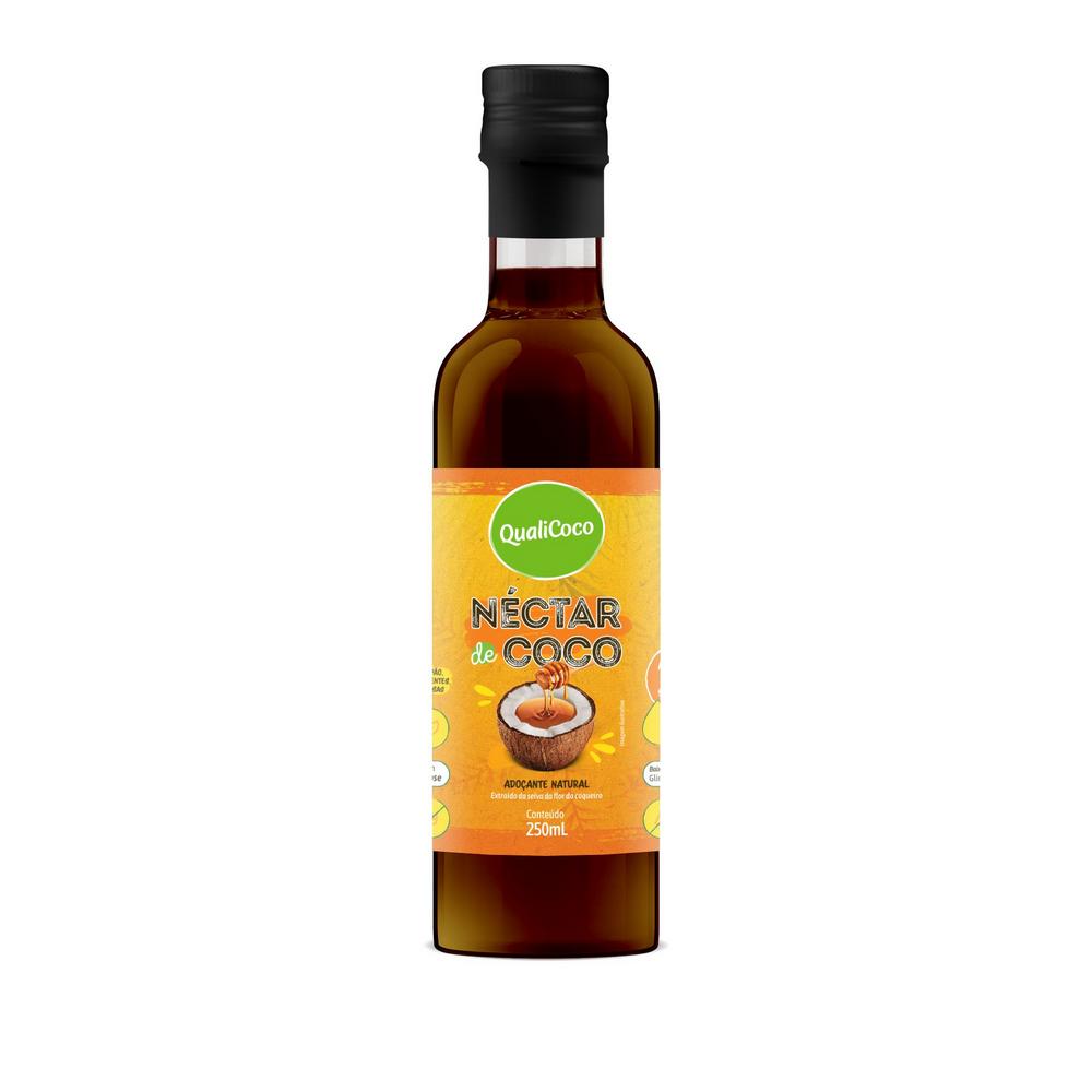 Néctar de Coco (250ml) - QualiCôco