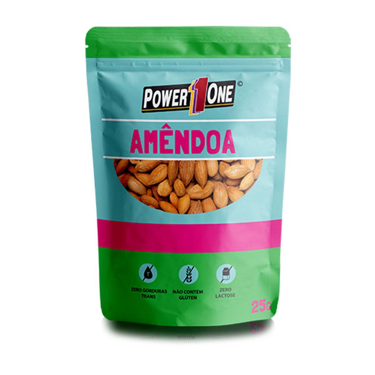 Nuts Amêndoa (25g) - Power1One