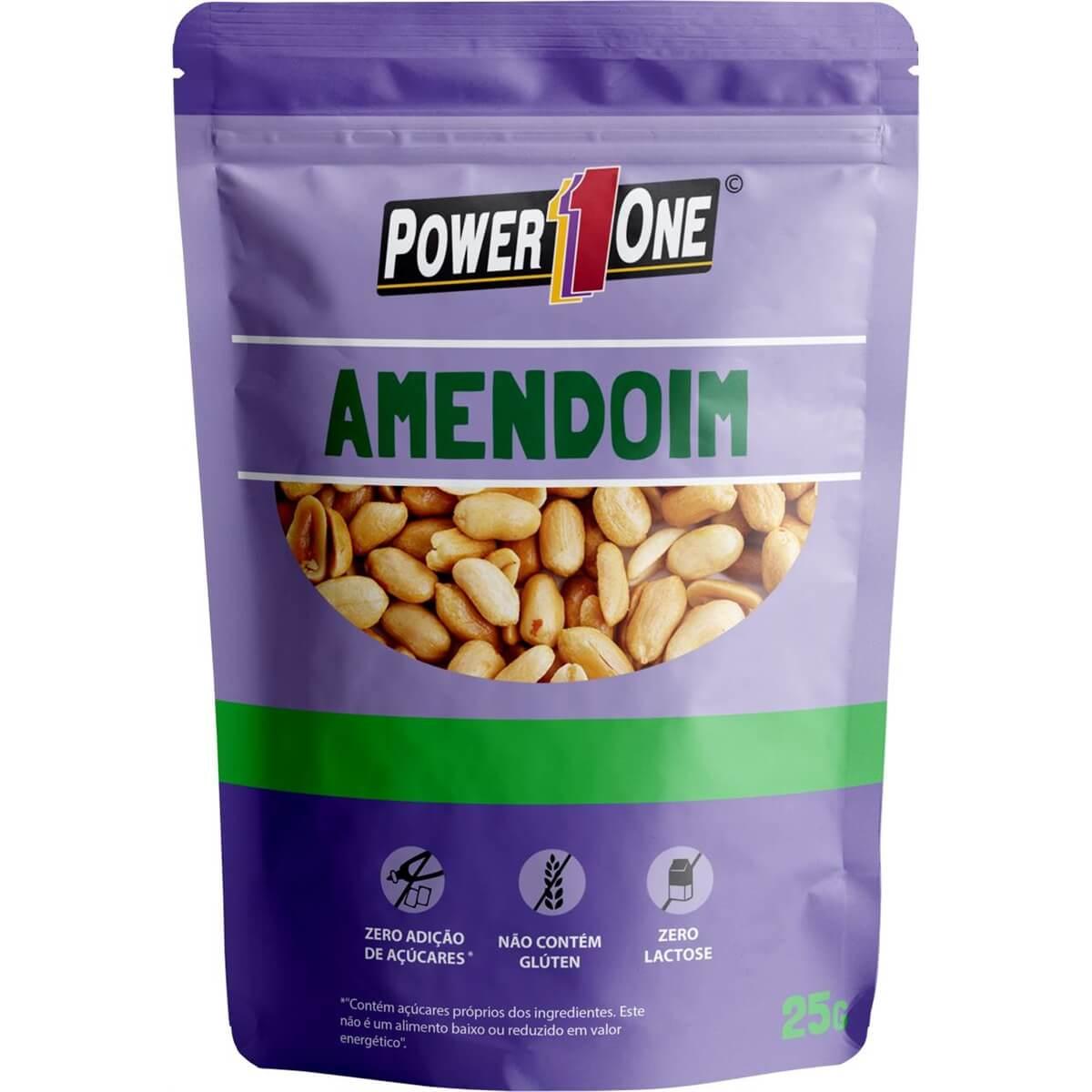 Nuts Amendoim (25g) - Power1One