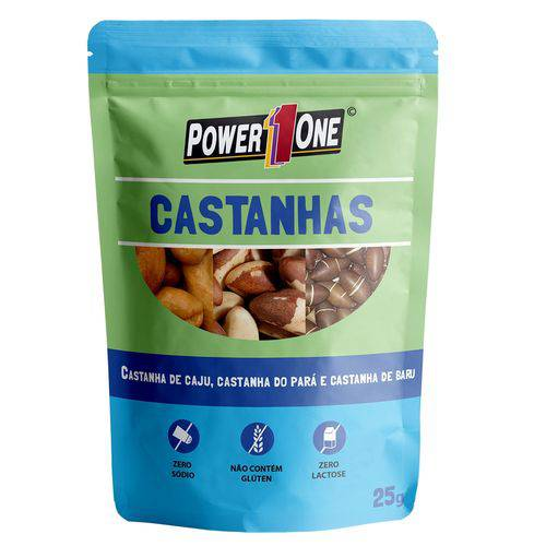 Nuts  Mix Castanhas (25g) - Power1One