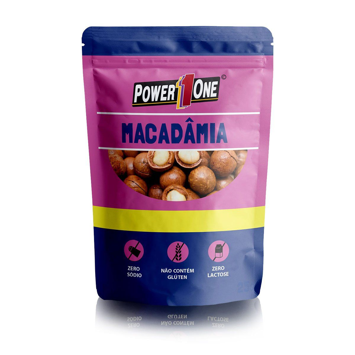 Nuts Macadâmia 25g - Power One