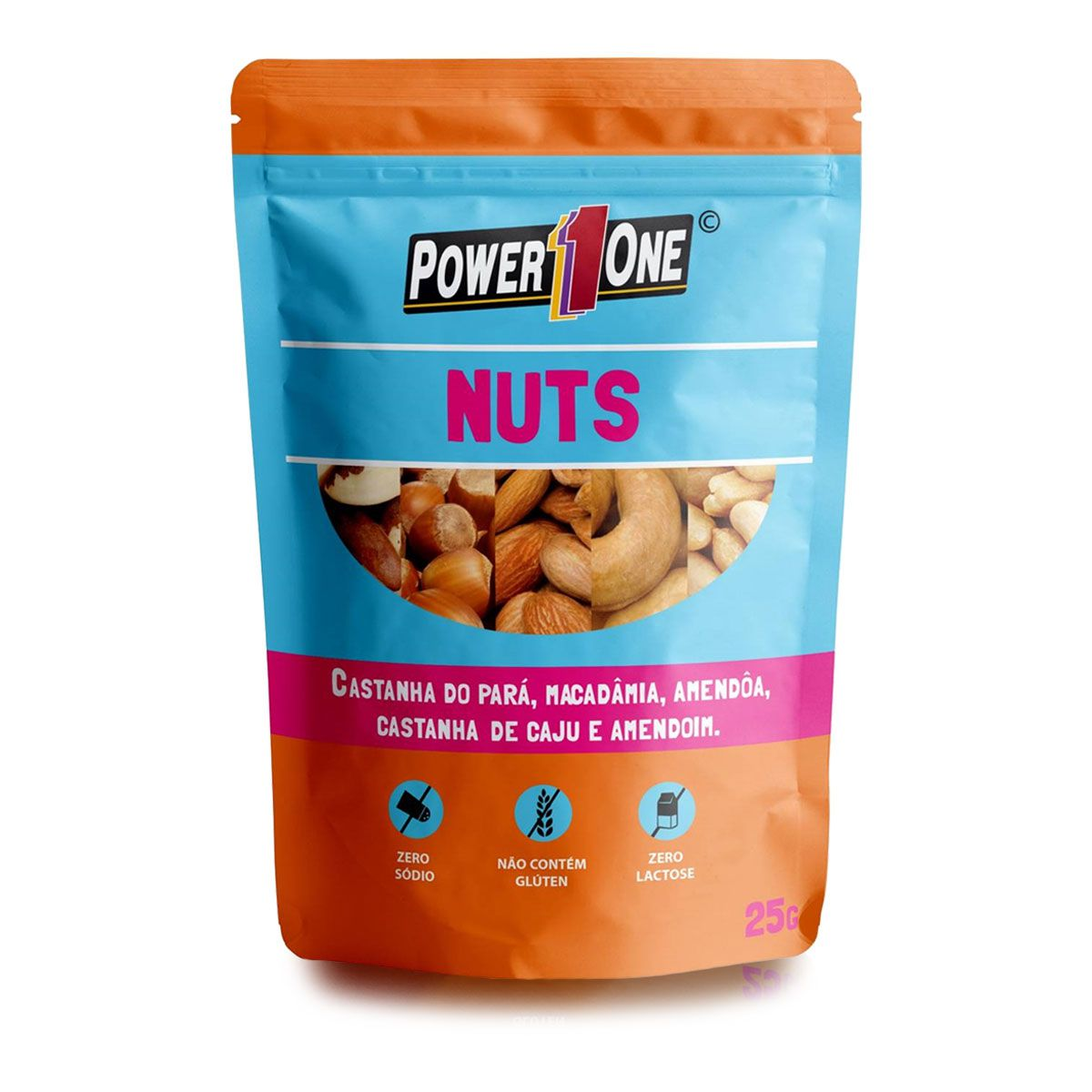 Nuts Mix (25g) - Power1One