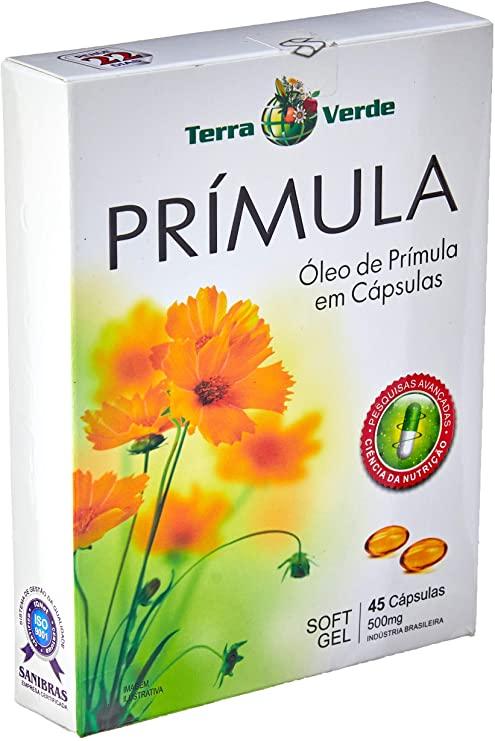 Óleo de Prímula (45 Cápsulas 500mg) - Terra Verde