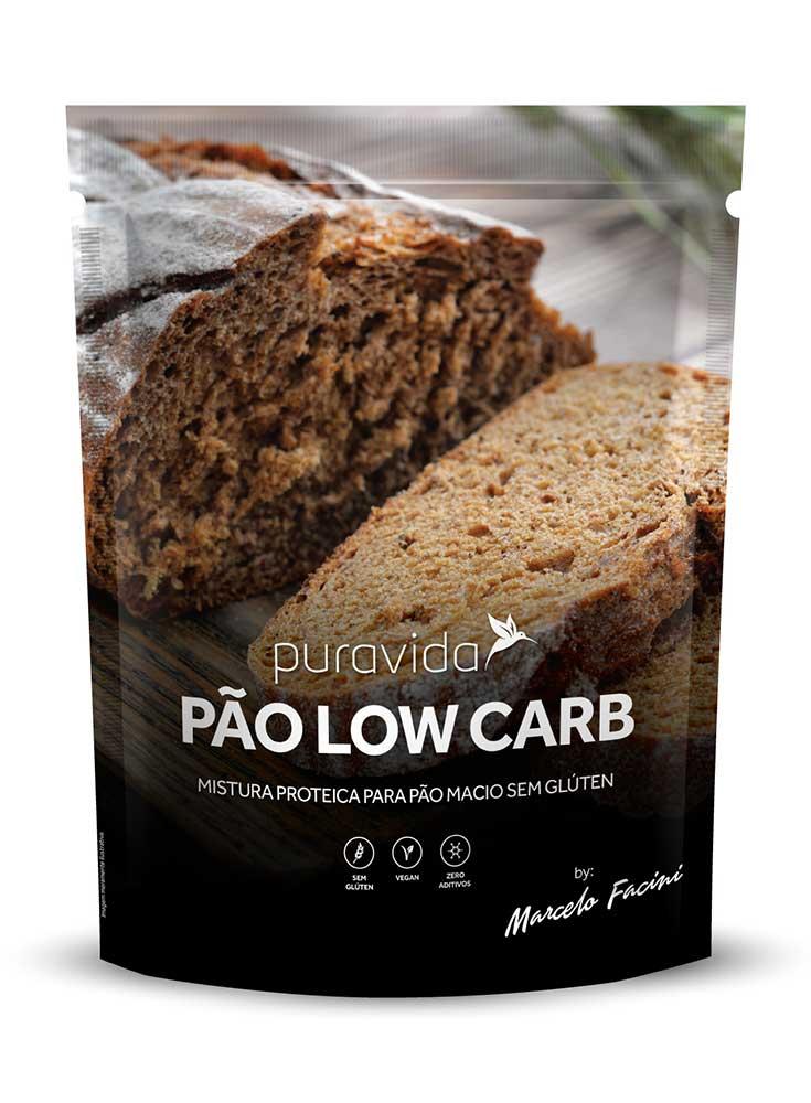 Mistura Para Pão Low Carb  (350g) - PuraVida