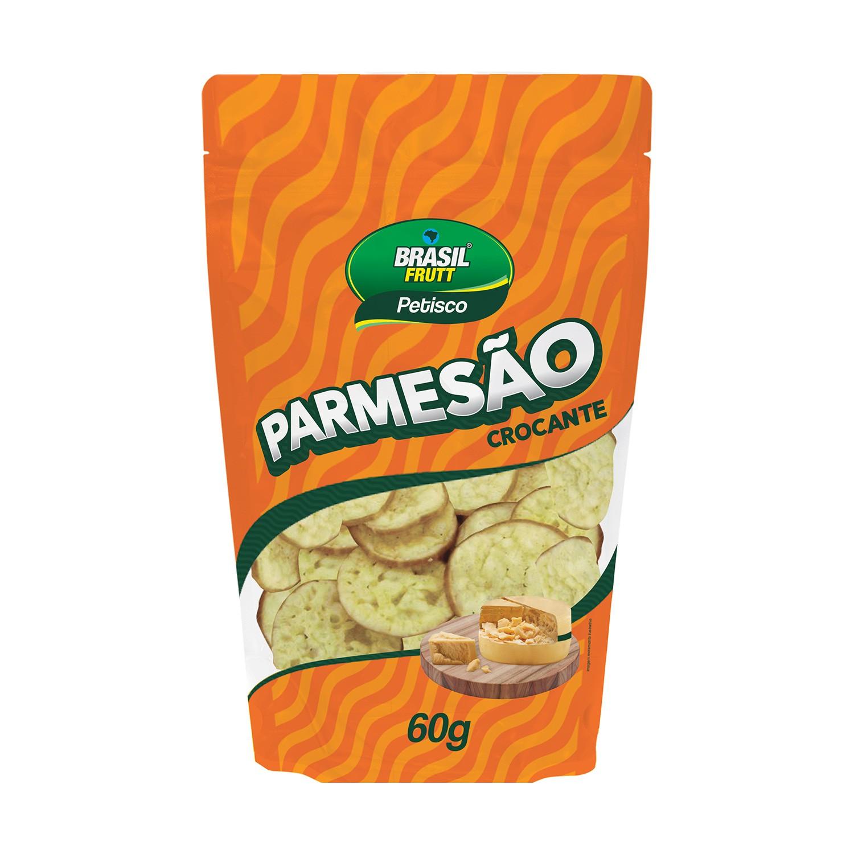 Queijo Parmesão Desidratado (60g) - Brasil Frutt