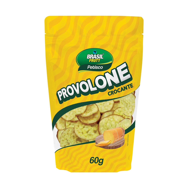 Queijo Provolone Desidratado (60g) - Brasil Frutt