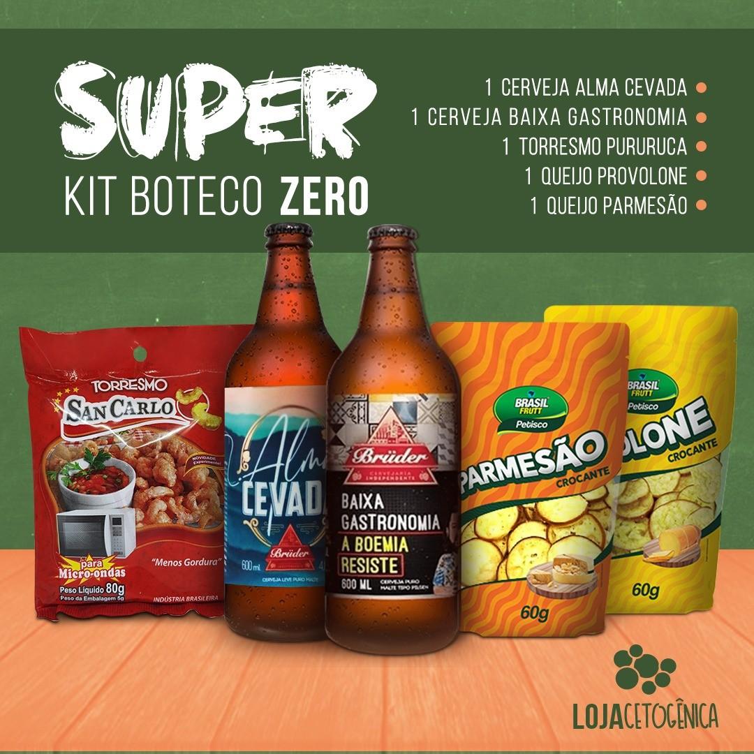 Super Kit Boteco ZERO