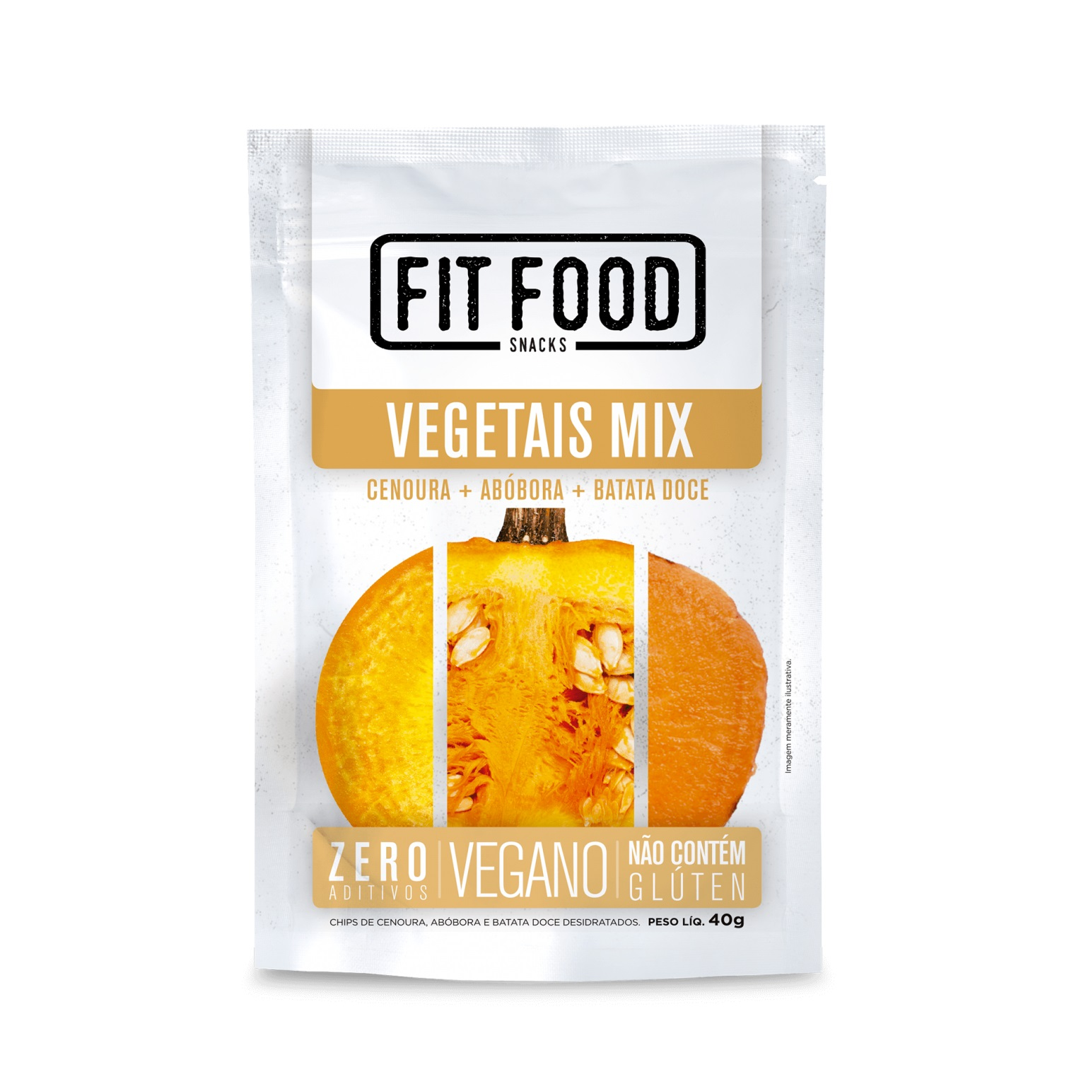 Vegetais Mix (40g) - Fit Food