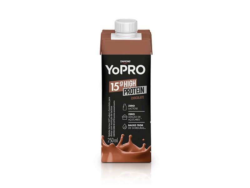 YoPRO 15g de Proteína Sabor Chocolate (250ml) - Danone
