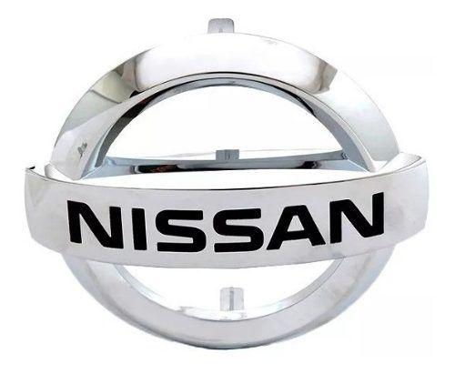 Emblema Grade Dianteira Nissan Versa Sentra 2011 2014 Original