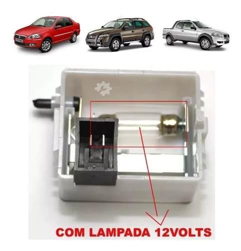 Luz Porta Luvas Fiat Palio Weekend Siena Strada Idea Original