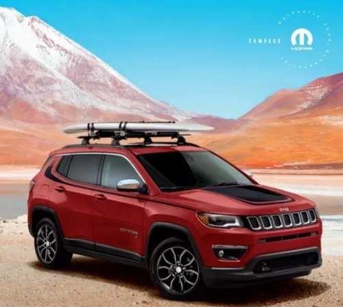 Barra Transversal Teto Jeep Compass 2017 2018 Original Mopar PAR