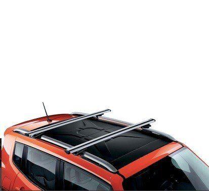 Barra Transversal Teto Jeep Renegade 17 18 19 Original Mopar