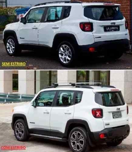 Estribo Lateral Jeep Renegade Orignal Mopar 2016 2017 2019